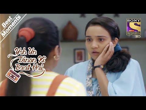 Yeh Un Dinon Ki Baat Hai | Preeti Slaps Naina For Lying | Best Moments