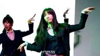 Taeyeon - Wait A Minuet (140320 BABY-G)
