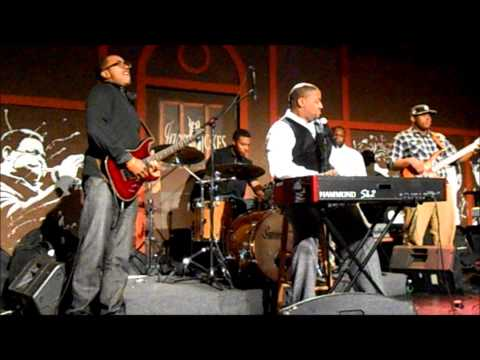 "Jimmie Smith ""Peace Be Still"" LIVE @ Urban Soul Cafe Nashville"