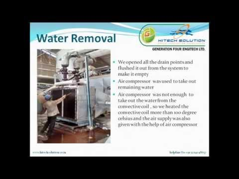 Thermic Fluid System Cleaning Chemicals (Descaling Agent)