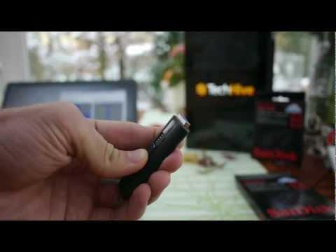 SanDisk Extreme USB 3.0 64GB USB Stick im Test