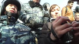 "Хроники Митинга 26 марта ""Он нам НЕ ДИМОН""."