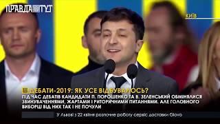 Правда тижня на ПравдаТут за 21.04.19