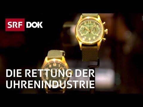 Die spektakuläre Rettung der Schweizer Uhrenbranche | Doku | SRF DOK