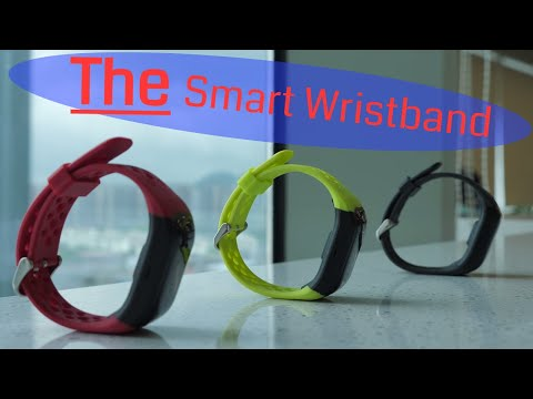 Makibes G03 SmartBand Unboxing - Water Resistant (IP68) Activity Tracker