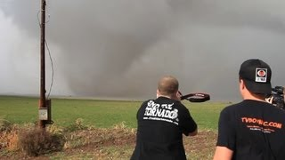 "Tornado Chasers Episode 1:  ""Grass Roots"""