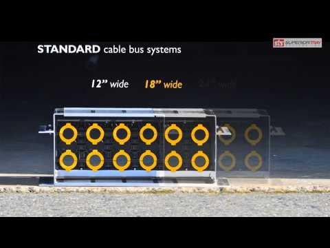 Superior Tray Systems Cable Bus
