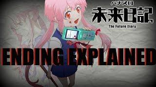Mirai Nikki (The Future Diary) Ending EXPLAINED