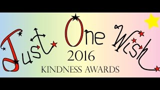 Students Honoured at Kindness Awards