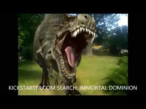IMMORTAL DOMINION EPIC MOVIE TRAILER