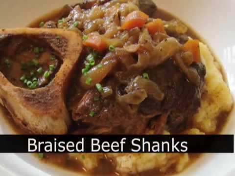 Braised Beef Shanks