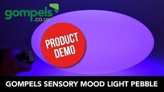 Product Demo - Sensory Mood Light Pebble