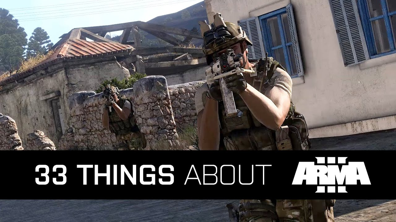 REPORT IN: ONDREJ MARTINAK - PROGRAMMING | News | Arma 3