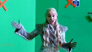 Emilia Clarke - funny moments