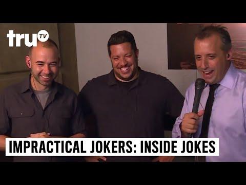 Impractical Jokers: Inside Jokes - Q's Date in Heaven   truTV