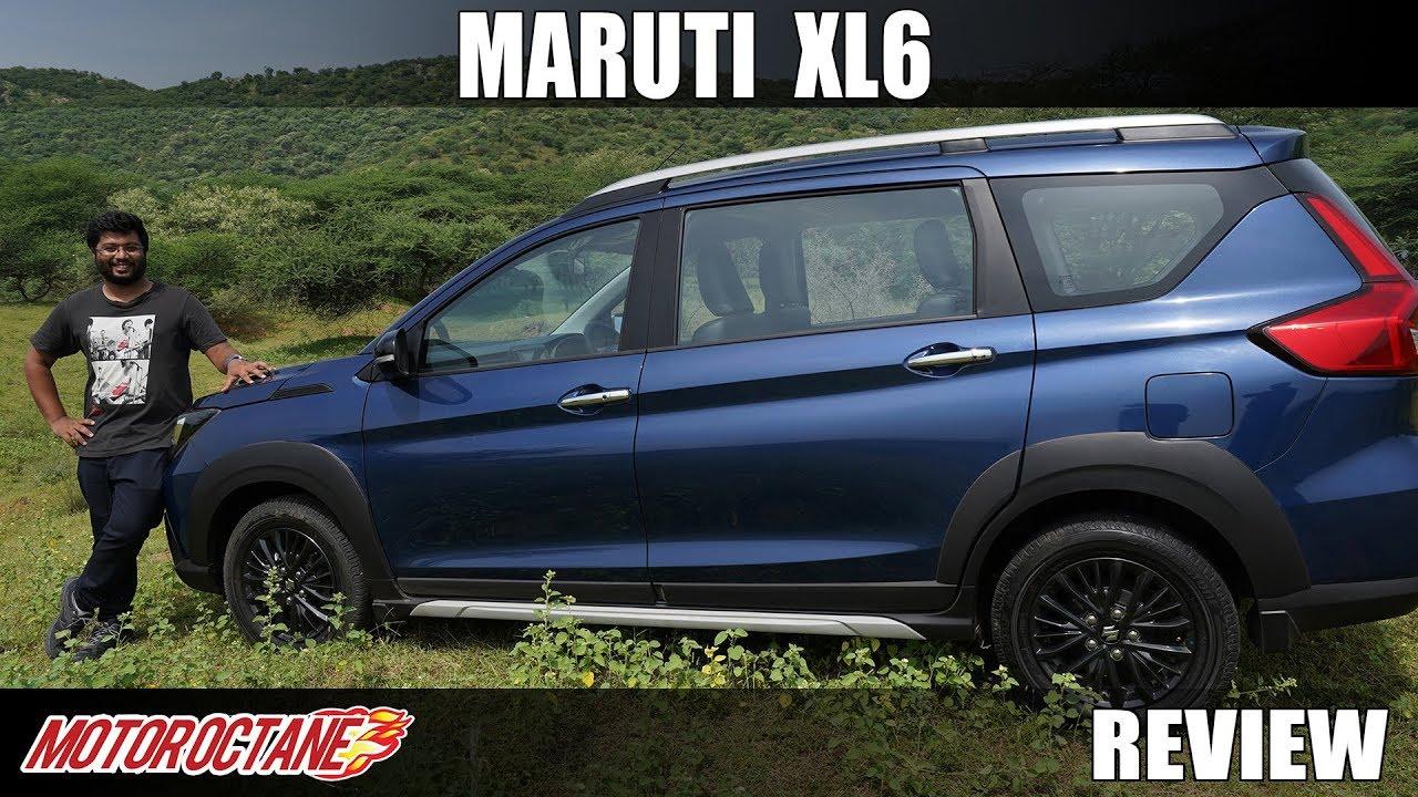 Motoroctane Youtube Video - Maruti XL6 Review | Hindi | Motoroctane