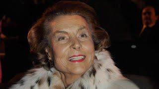 Liliane Bettencourt, L