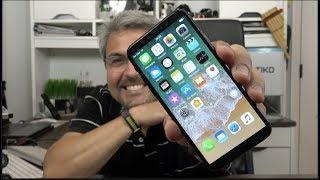 iPhone X,  la mejor replica / Clone, se pasaron! UNBOXING