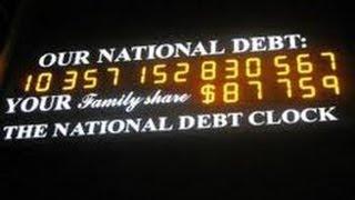 США 556: государственный долг и несбалансированный бюджет США глазами американского обывателя