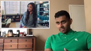 73 Questions With Deepika Padukone | Vogue Indian American Reaction