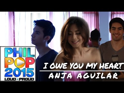 Anja Aguilar — I Owe You My Heart [Official Behind-The-Scenes]