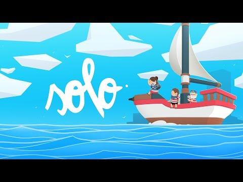 Solo: an introspective puzzle adventure - Official Teaser Trailer thumbnail