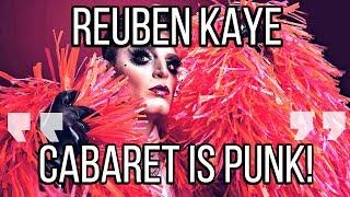 Award Winning Cabaret Star REUBEN KAYE on Liza Minnelli