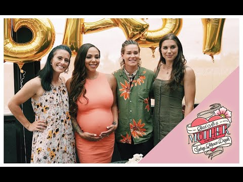 Ali Krieger Throws Baby Shower for Sydney Leroux | Bad as a Mother Ep. 5 | Players' Tribune