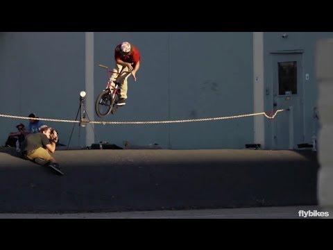 BMX STREET - DEVON SMILLIE 2014