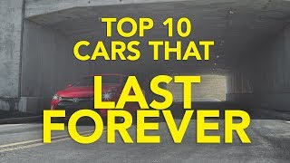 Top 10 Cars Owners Keep for 15 Years or More | Cars That Just Don