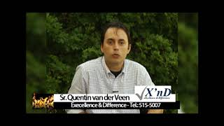 Quenten van der Veen: Virtual Box