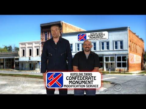 Let's Repurpose Those Confederate Statues