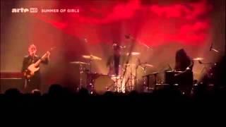 Anna Calvi - Desire - Live au Trianon à Paris 22 04 2011