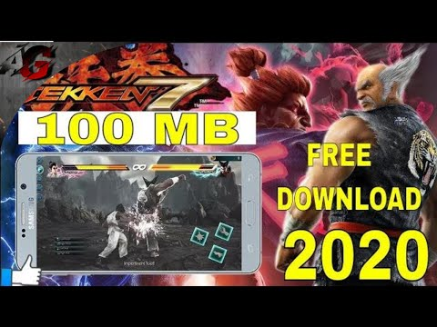 350mb How To Download Tekken 7 Lite In Android Ppsspp 1000