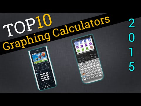 Top Ten Graphing Calculators 2015 | Best Calculator Review