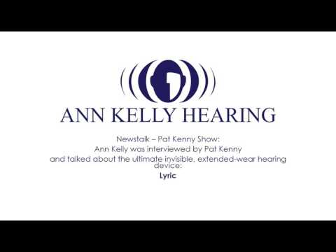 Ann Kelly Hearing on the Pat Kenny Show