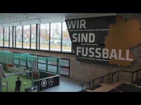 Impressions Deutsches Fussballmuseum