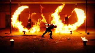 FIRE DANCE SHOW Sabrina Wolfram ART PROJECT