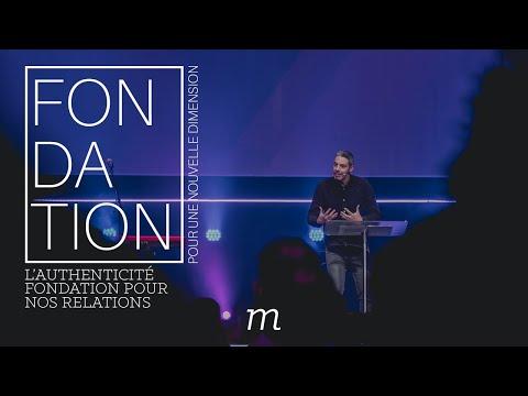 L'authenticité : fondation pour nos relations