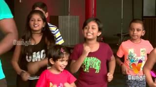 Azhagin Azhage [Epi 102 - Part 1] - Zumba Kids!
