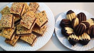 حلوى اقتصادية دواز اتاي /شكلين بعجين واحد /رائعة وكدوب فالفم Gâteau marocain facile