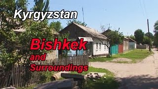 preview picture of video '# 11 Zijderoute - Bishkek and surrounding...'