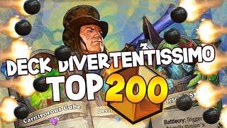 Un deck divertentissimo che mi ha portato in TOP 200!!!