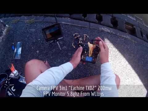drone-yizhan-x4--drone-murah-kenceng-liar--test-fpv-eachine-tx02--wltoys-monitor