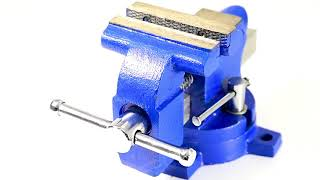 Home Use Bench Vise, 3-1/2