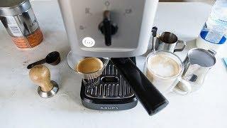 Krups XP 3440 Home Espresso Machine - Espresso & Cappuccino