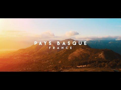 סרטון שמציג את חבל הבסקים הצפוני בצרפת