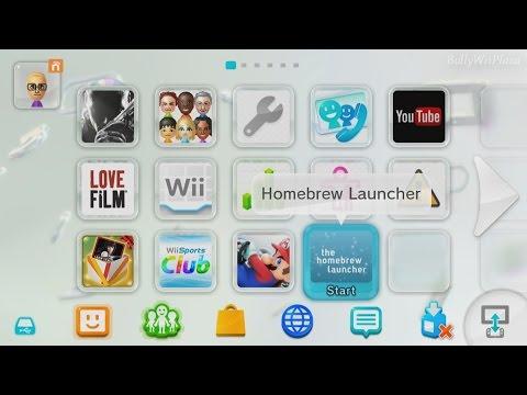 [Wii U] Installing The Homebrew Launcher Channel Tutorial