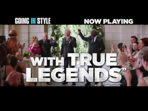 Going in Style TV Spot 'Instant Classic/Stunning Review'