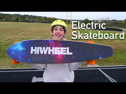 Electric Skateboard for $200 – Full Review